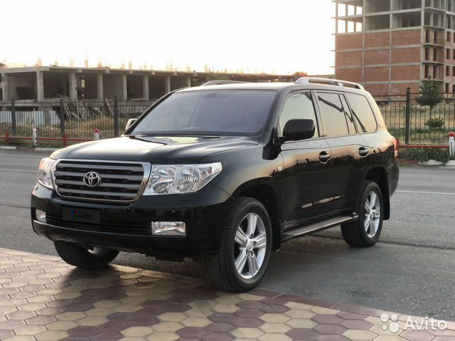 Toyota Land Cruiser, 2011  89270556666 купить 1
