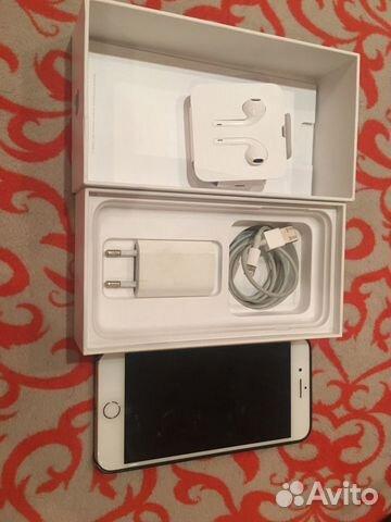 Телефон iPhone 7 plus 128 gb  89536656315 купить 1