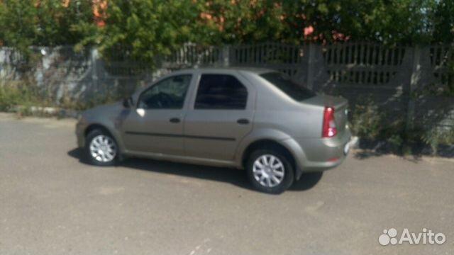 Renault Logan, 2011  89603379603 купить 4