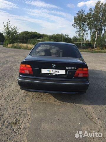 BMW 5 серия, 1999  89066572916 купить 2