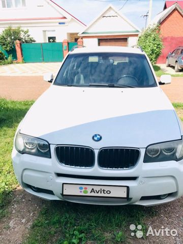 BMW X3, 2009  89656453758 купить 5