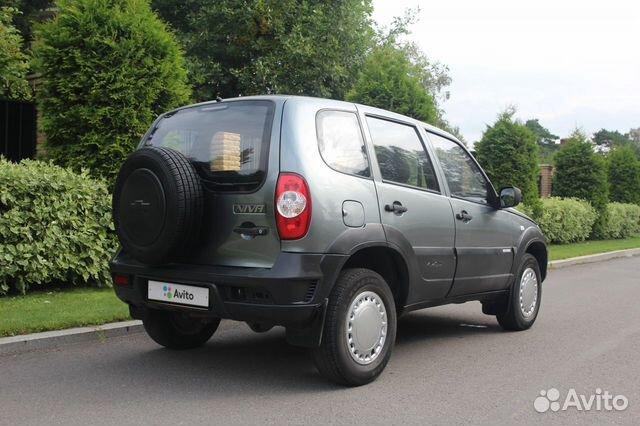Chevrolet Niva, 2011  89584130603 купить 5