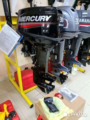 Мотор Mercury 30M (новые моторы с завода tohatsu)  83467939093 купить 2