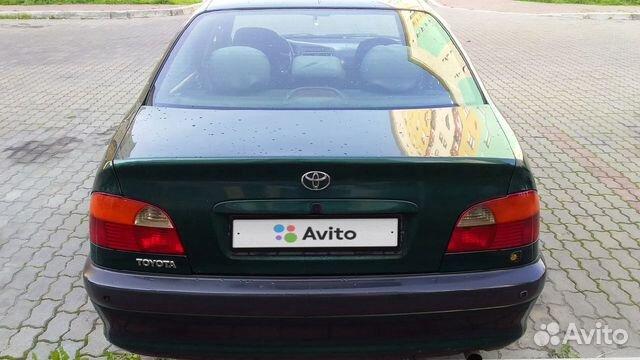 Toyota Avensis, 2001  89022529942 купить 3