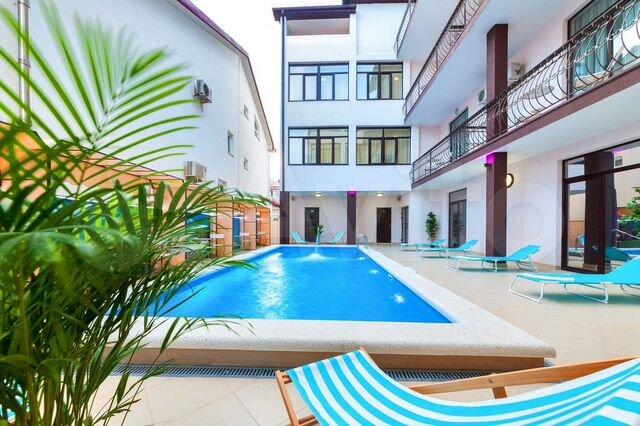 Гостиницы коммерческая море на недвижимость дом на берегу моря черногория