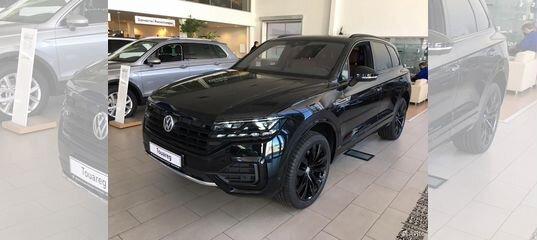 Volkswagen Touareg, 2020