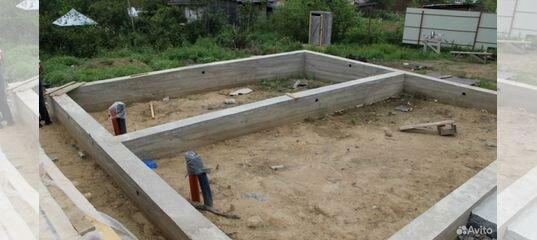 монолит бетон краснодар