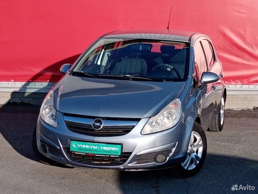 Opel Corsa, 2008  83432716808 купить 1