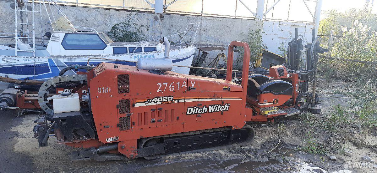 Буровая установка Ditch Witch JT 4020 Mach 1  89064091483 купить 1