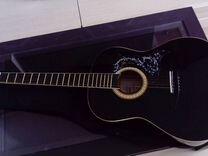Гитара Adams с чехлом в отличном состоянии