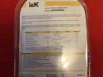Мультиметр цифровой IEK M832(новый)