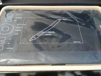 Графический планшет wacom Intuos Pro pen and touch