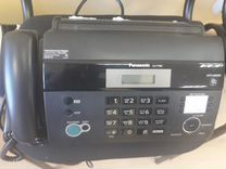 Телефон-Факс Panasonic KX-FT982