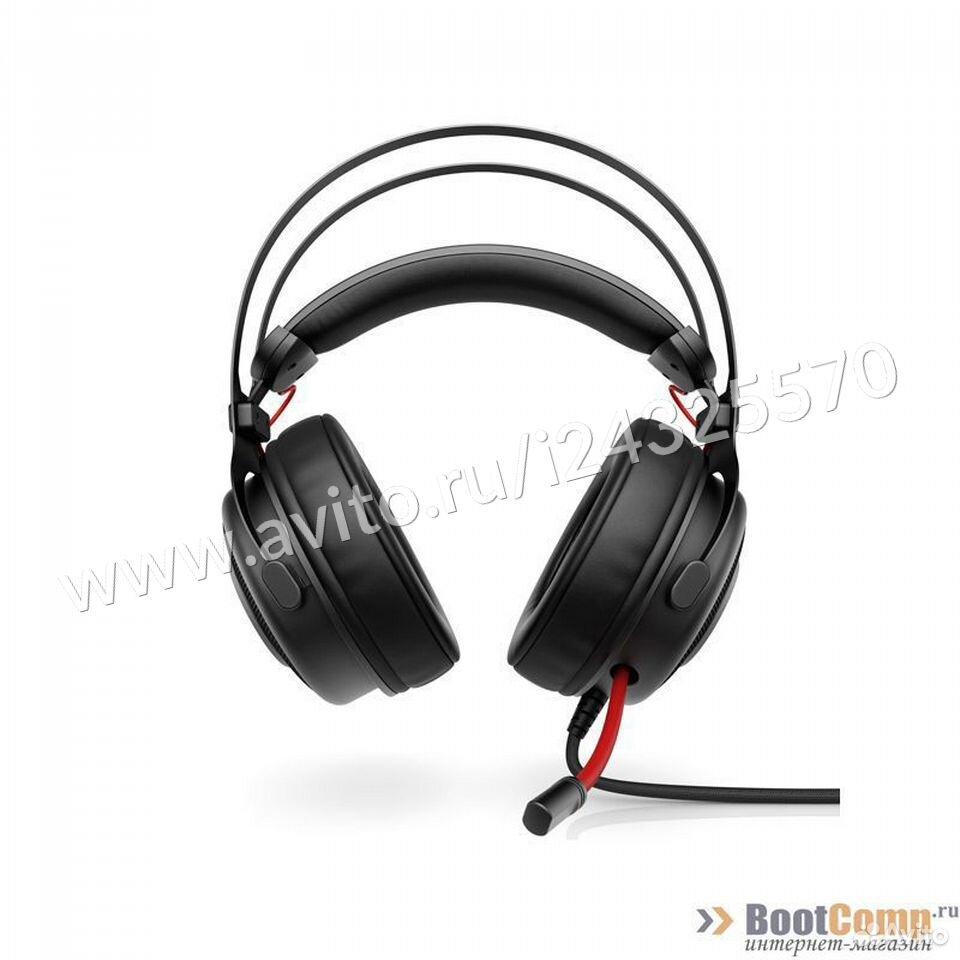 Игровые наушники с микрофоном HP omen 800  84012410120 купить 4