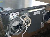 Приточно-вытяжные установки heru 90 lp ec al pb
