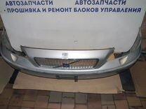 Бампер передний Вольво V70 (V7.03№2768 skru8-17)