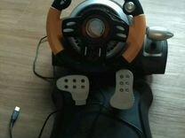 Руль игровой genius speed wheel 3 MT