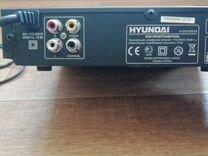 DVD проигрыватель - hyundai