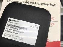 Роутер wi Fi mts 862f