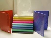Коробки для DVD дисков