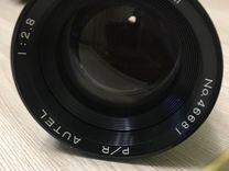 Объектив 135mm f 2.8 резьба m42