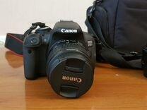 Canon 650d — Фототехника в Геленджике