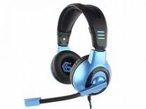 Игровые гарнитуры Gembird MHS-G55 черно-синие