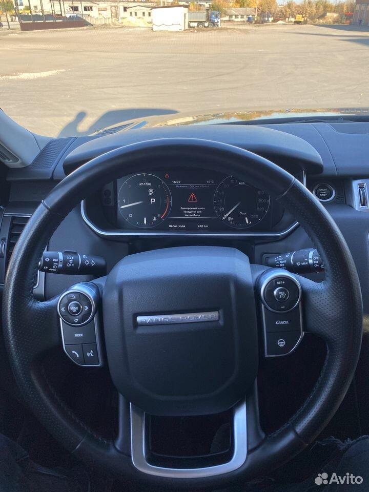 Land Rover Range Rover Sport, 2015  89093571373 купить 9