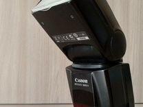 Вспышка Canon Speedlite 580 EX II — Фототехника в Геленджике