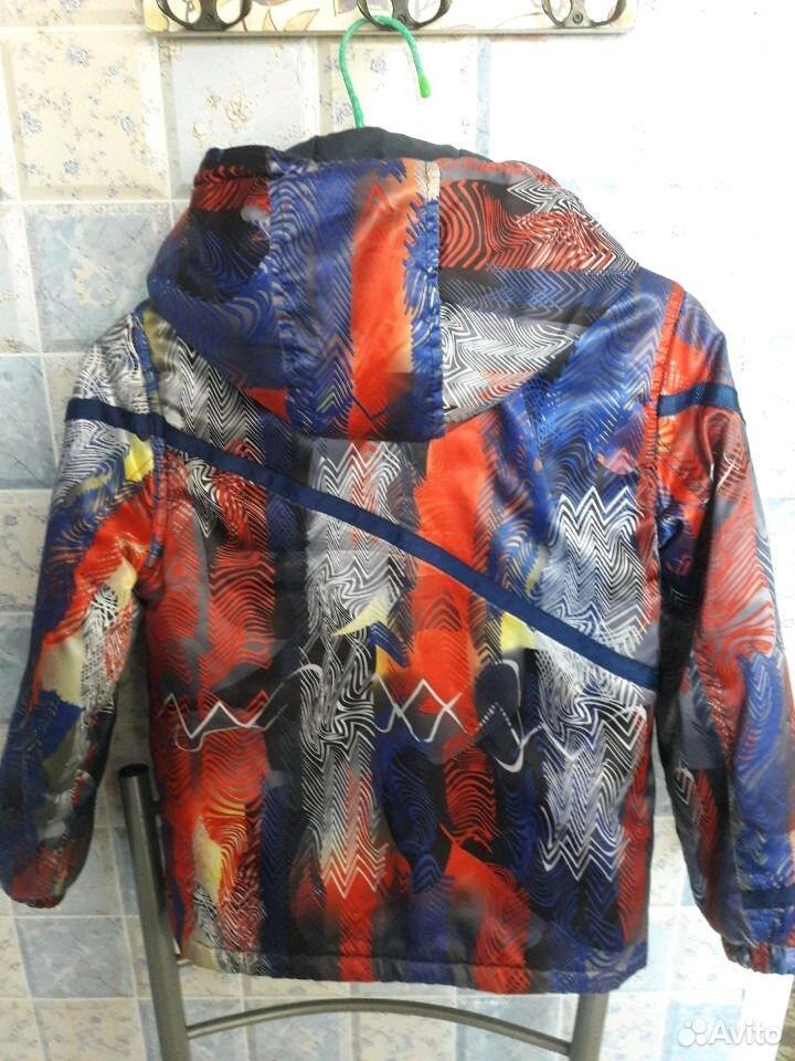 Куртка демисезонная  89221182009 купить 2