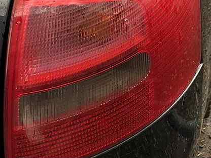 Фонарь на Audi A6