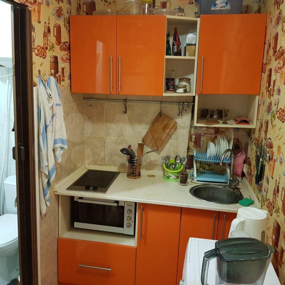 1-к квартира, 19 м², 4/5 эт.