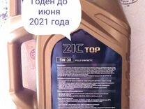 Масло ZIC top 5W-30 4L