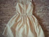Платье с открытой спинкой — Одежда, обувь, аксессуары в Томске