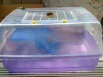 Клетка для сухопутной черепахи