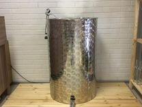 Емкость для вина с плавающей крышкой 400л