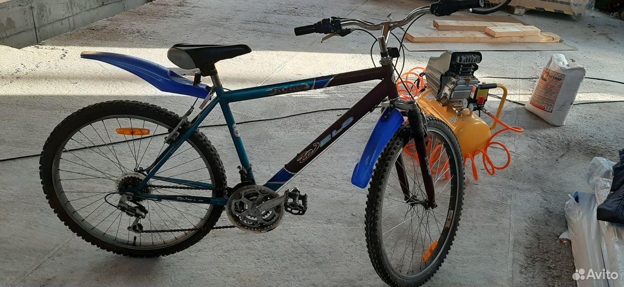 Super Wels подростковый горный велосипед  89217077743 купить 2