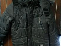 Куртка зимняя, рост 116