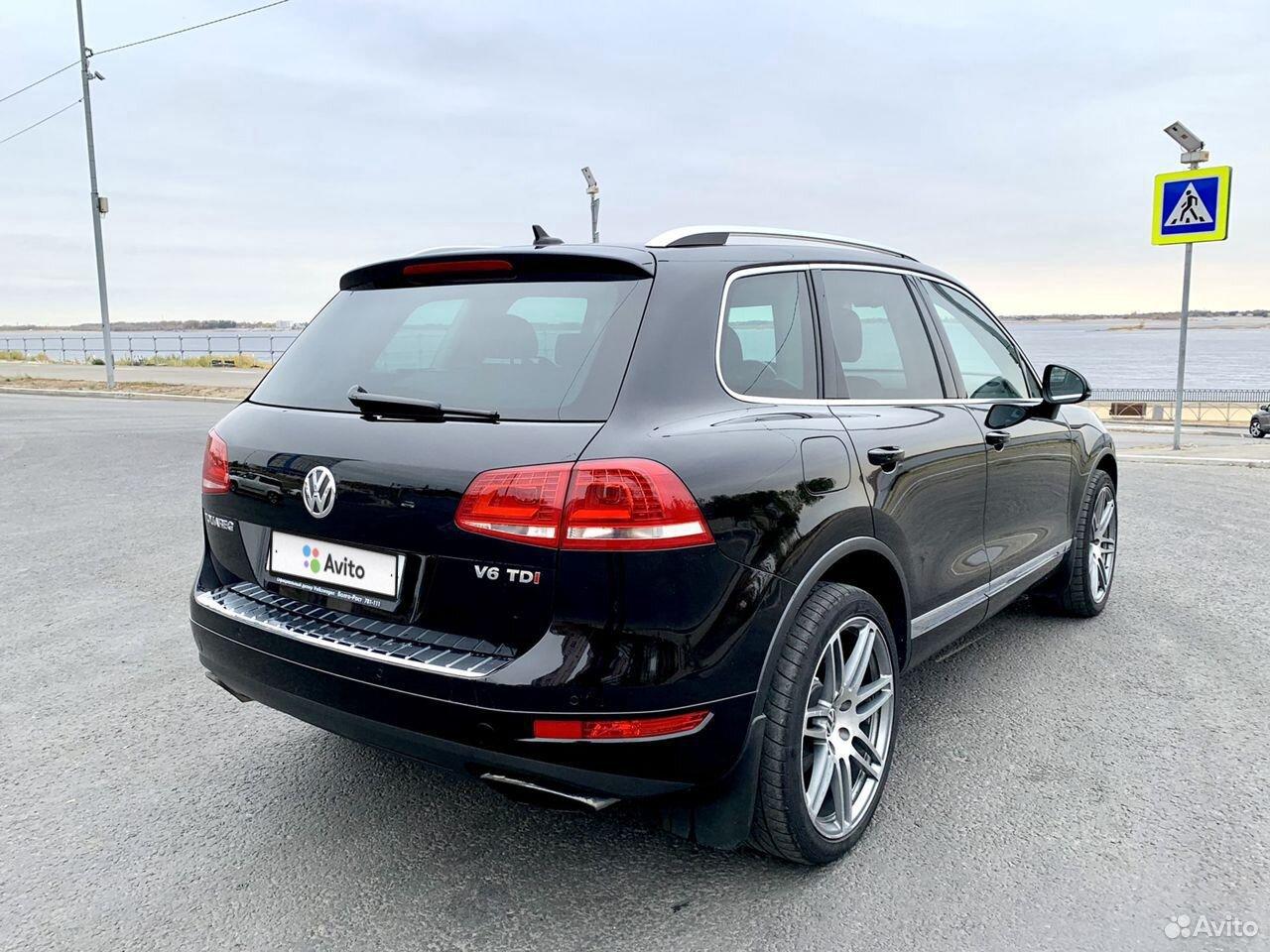 Volkswagen Touareg, 2014  89610795153 купить 10