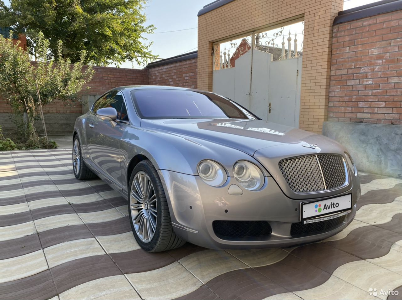 Bentley Continental GT, 2004  89063810237 купить 2