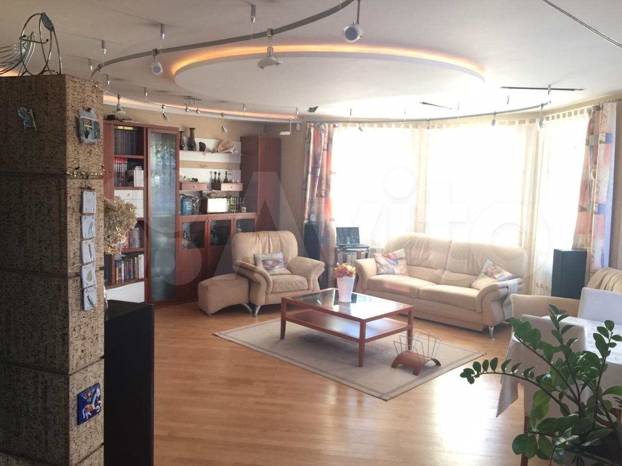 5-к квартира, 172 м², 4/5 эт.
