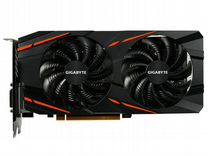 Видеокарта gigabyte AMD Radeon RX 580, GV-RX580GA