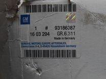 93186387 GM Ступица передняя — Запчасти и аксессуары в Екатеринбурге