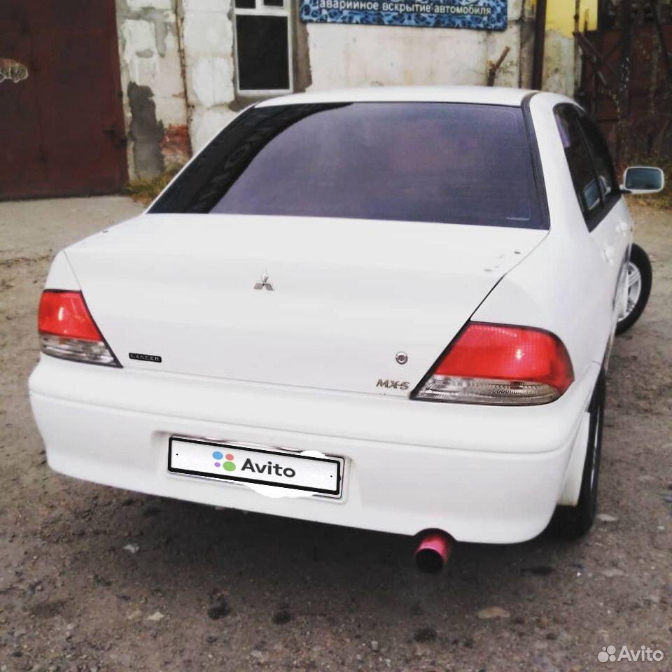 Mitsubishi Lancer Cedia, 2002  89098104523 купить 1