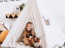 Палатка вигвам на заказ