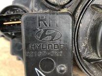 Фара Hyundai i10 921020X000
