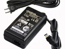 Genuine Original sony AC power Adapter AC-L15A AC