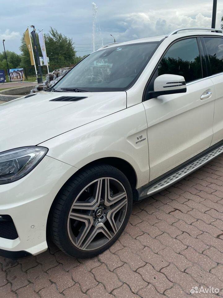 Mercedes-Benz M-класс AMG, 2012  89283999958 купить 3