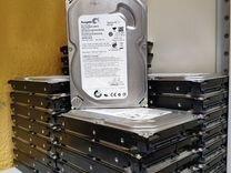 Жесткие диски HDD 500Gb Seagate — Товары для компьютера в Краснодаре