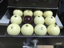 Болтаймер / Таймер, шары 68 мм, кии, б/у